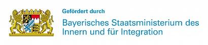 Logo des Bayerischen Staatsministeriums