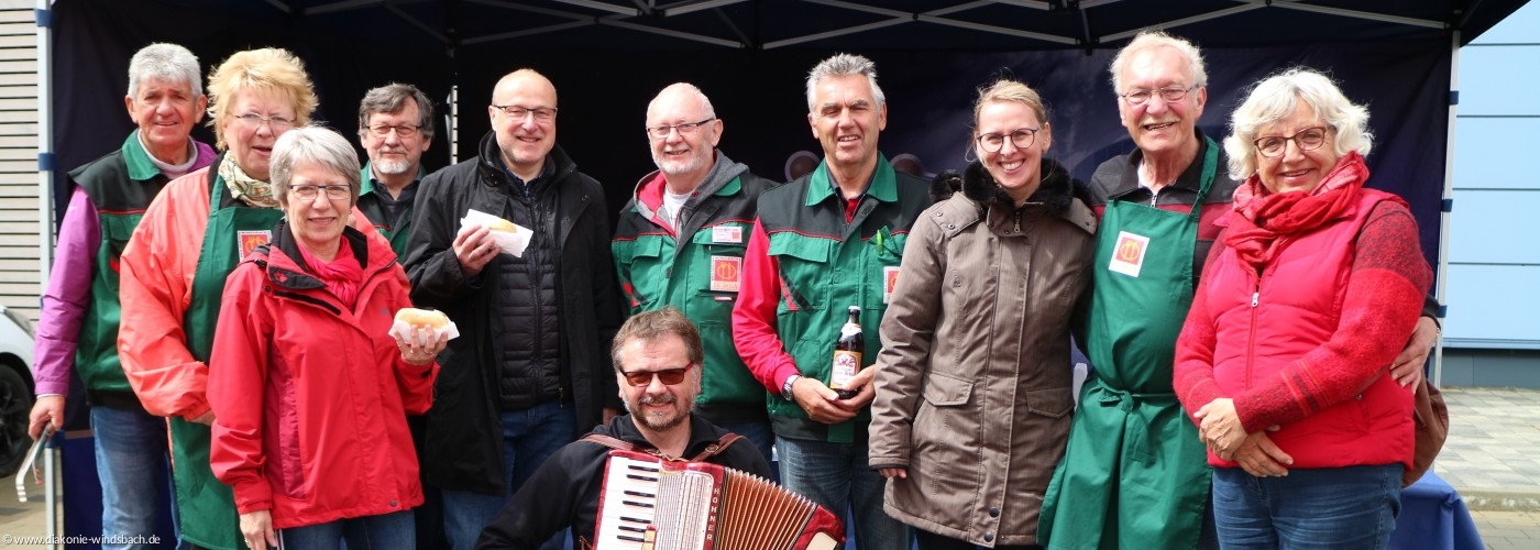 Team der Tafel Windsbach